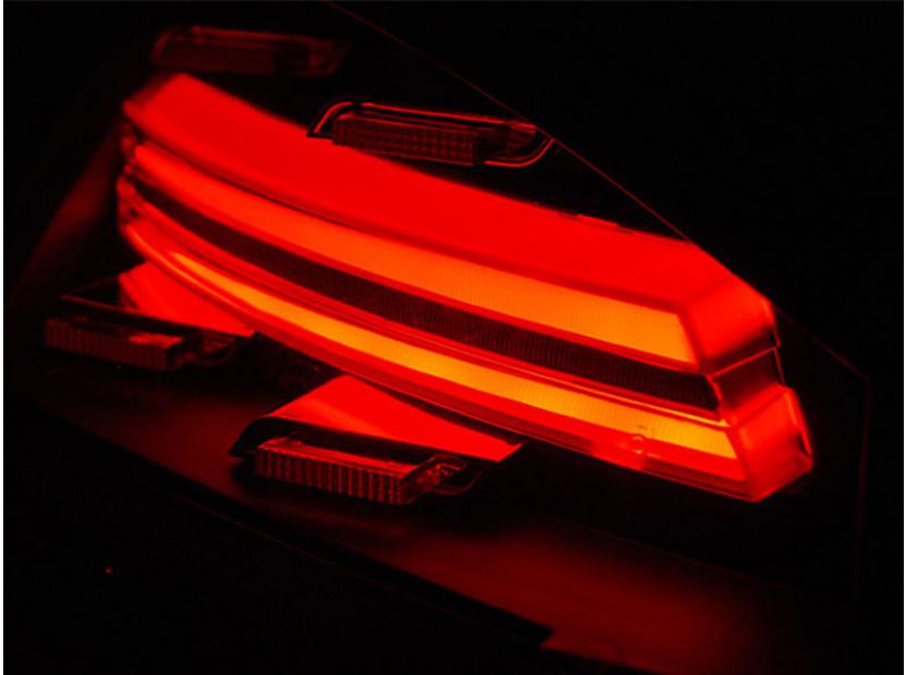 Комплект LED стопове за Porsche Boxer 978, Cayman 987C 2009-2012, черно основа, ляв и десен 3