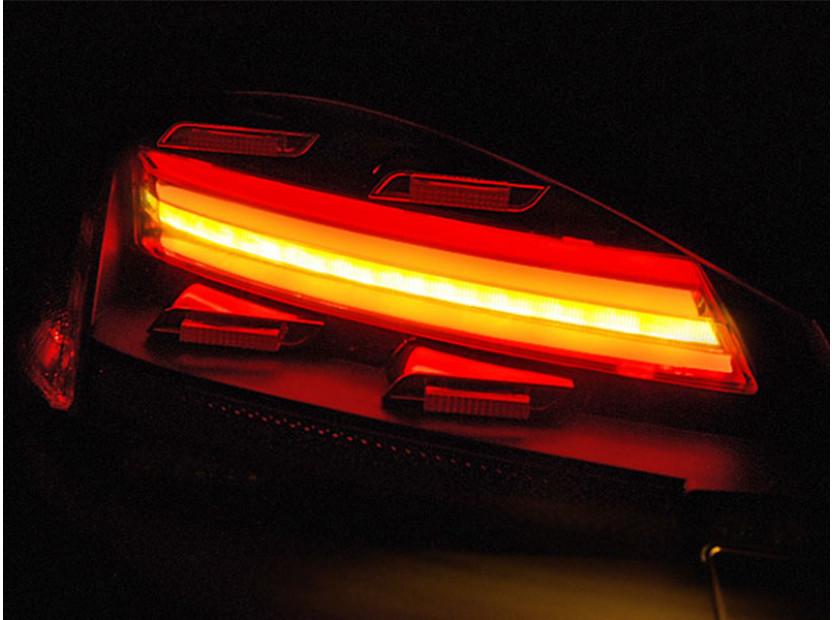 Комплект LED стопове за Porsche Boxer 978, Cayman 987C 2009-2012, черно основа, ляв и десен 5