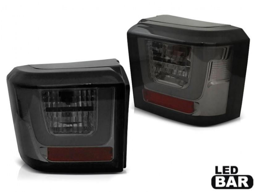 Комплект LED стопове за Volkswagen T4 1990-2003, опушени, ляв и десен