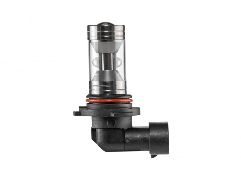 LED лампа AutoPro HB4 CREE, студено бяла, 12V, PX22d, 1 брой