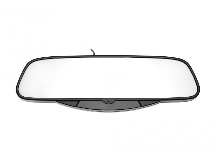 Парктроник система с LED дисплей тип огледало за обратно виждане с 6 черни датчика 4