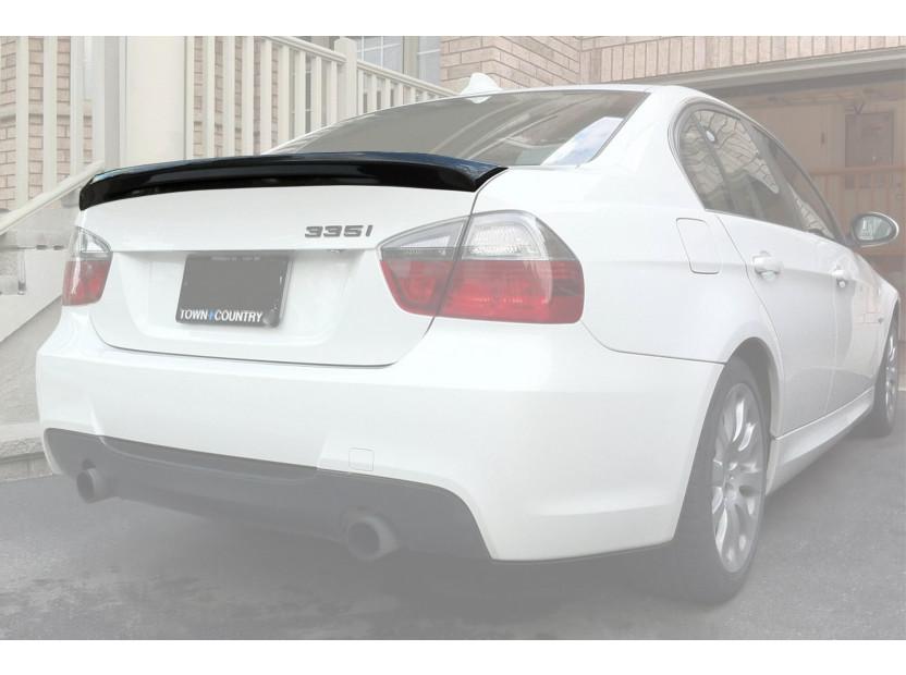 Спойлер за багажник тип М tech за BMW серия 3 Е90 2005-2011