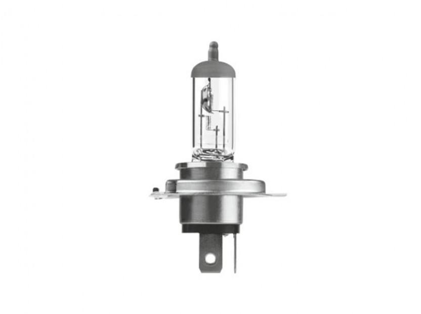 Халогенна крушка NeoLux H4 Standard 12V, 60/55W, P43t, 1 брой 2