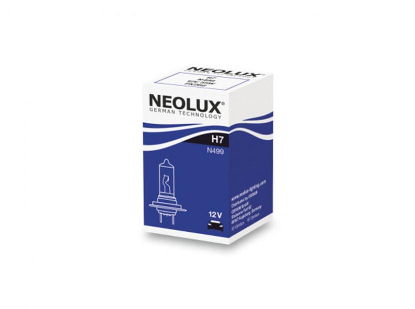 Халогенна крушка NeoLux H7 Standard 12V, 55W, PX26d, 1 брой