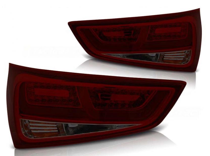 Комплект тунинг LED стопове за Audi A1 2010-12.2014 , ляв и десен