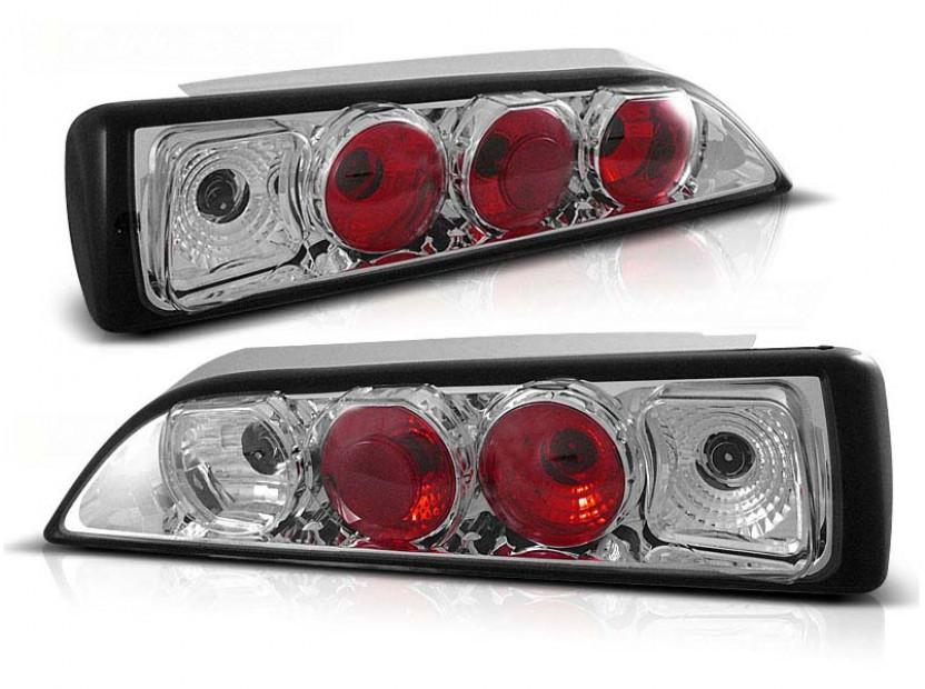 Комплект тунинг стопове за Alfa Romeo 146 07.1994-12.2000 с хром основа , ляв и десен