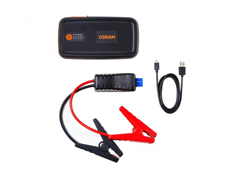 Външна батерия Osram Batterystart 300 за стартиране на двигателя, 13000mAh, 12V, 300-1500A 2