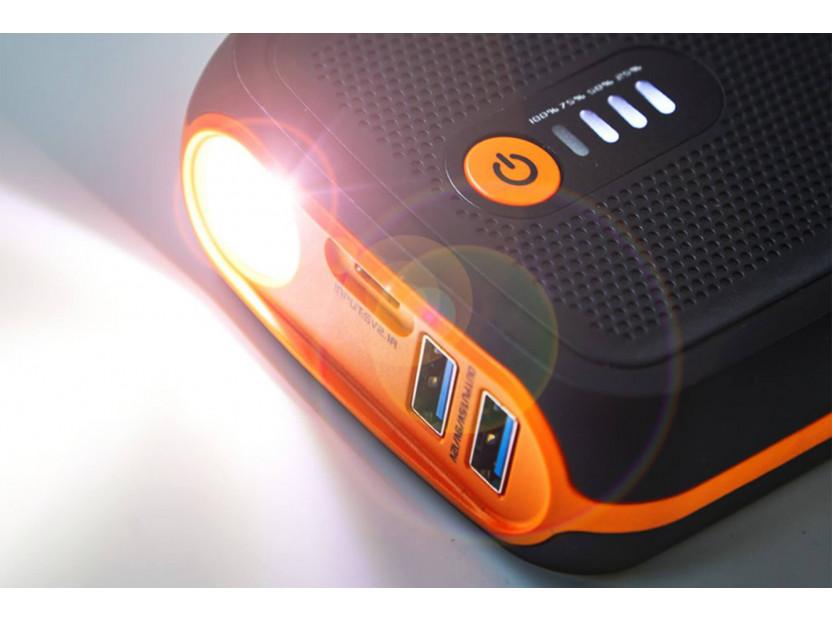 Външна батерия Osram Batterystart 300 за стартиране на двигателя, 13000mAh, 12V, 300-1500A 7
