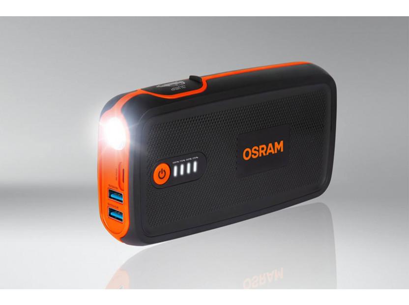 Външна батерия Osram Batterystart 300 за стартиране на двигателя, 13000mAh, 12V, 300-1500A 8
