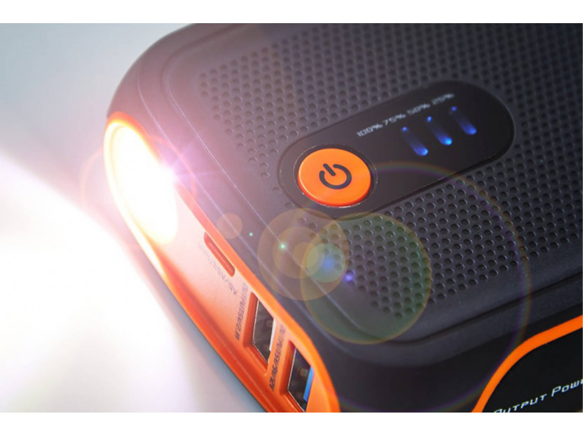 Външна батерия Osram Batterystart 400 за стартиране на двигателя, 16800mAh, 12V, 400-2000A 7