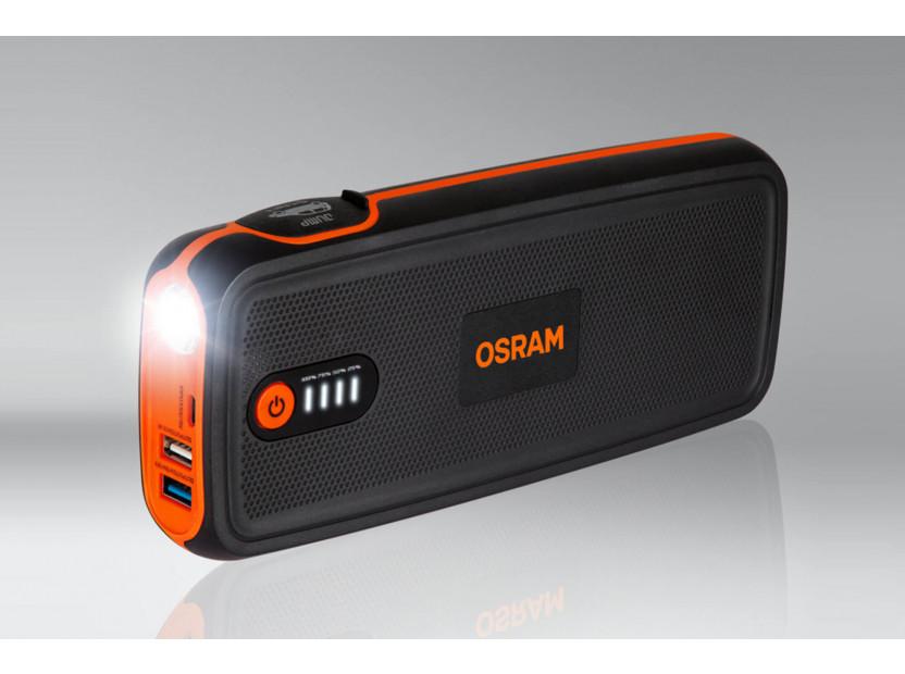 Външна батерия Osram Batterystart 400 за стартиране на двигателя, 16800mAh, 12V, 400-2000A 8