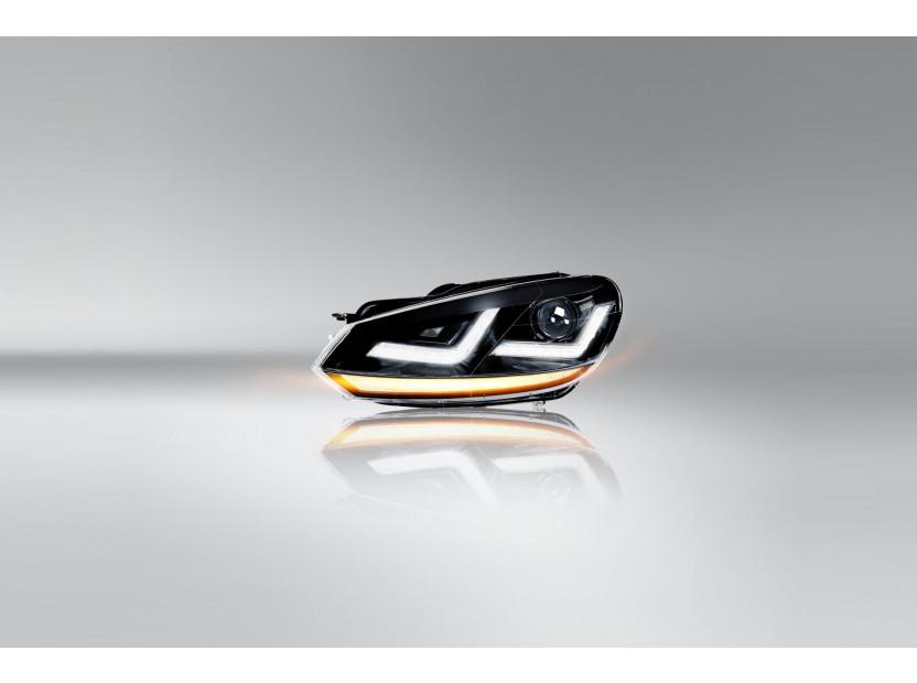 Комплект ксенонови фарове Osram LEDriving Xenarc Black Edition за VW Golf VI 2008-2013 , ляв и десен 5