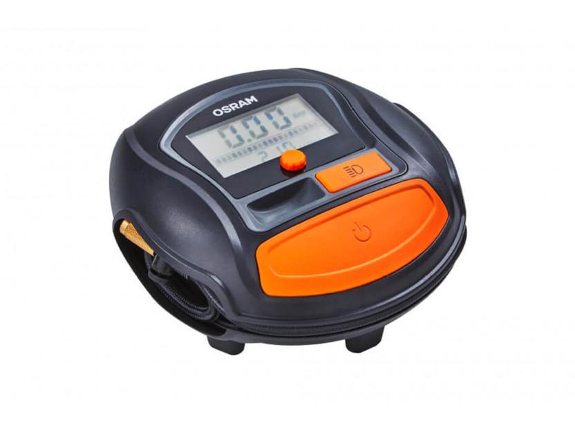 Дигитален компресор Osram модел 1000 за гуми 12V, 15A, 5.5bar 4
