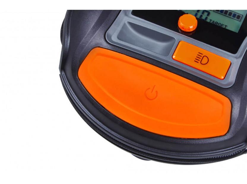 Дигитален компресор Osram модел 1000 за гуми 12V, 15A, 5.5bar 8