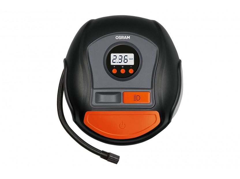 Дигитален компресор Osram модел 450 за гуми 12V, 10A, 5.5bar 2