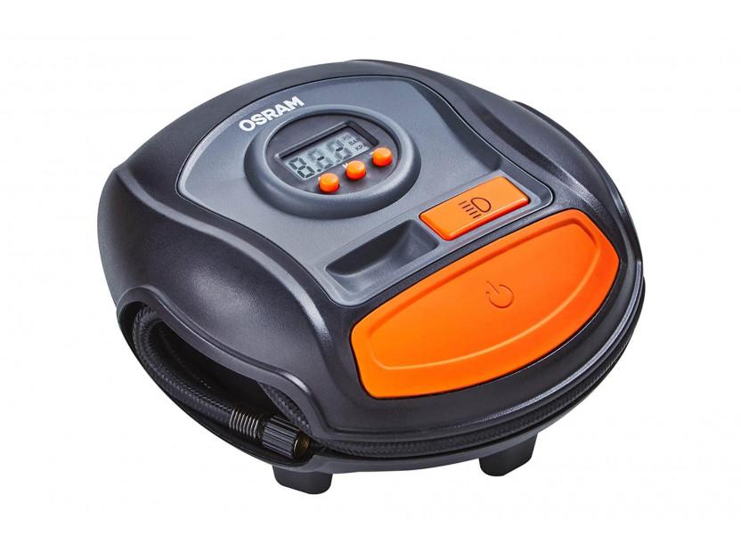 Дигитален компресор Osram модел 450 за гуми 12V, 10A, 5.5bar 3