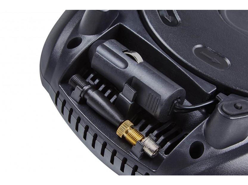 Дигитален компресор Osram модел 450 за гуми 12V, 10A, 5.5bar 6