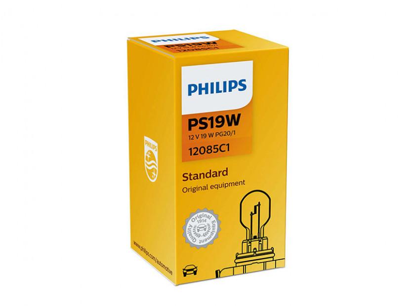 Халогенна крушка Philips PS19W Standard 12V, 19W, PG20/1, 1 брой