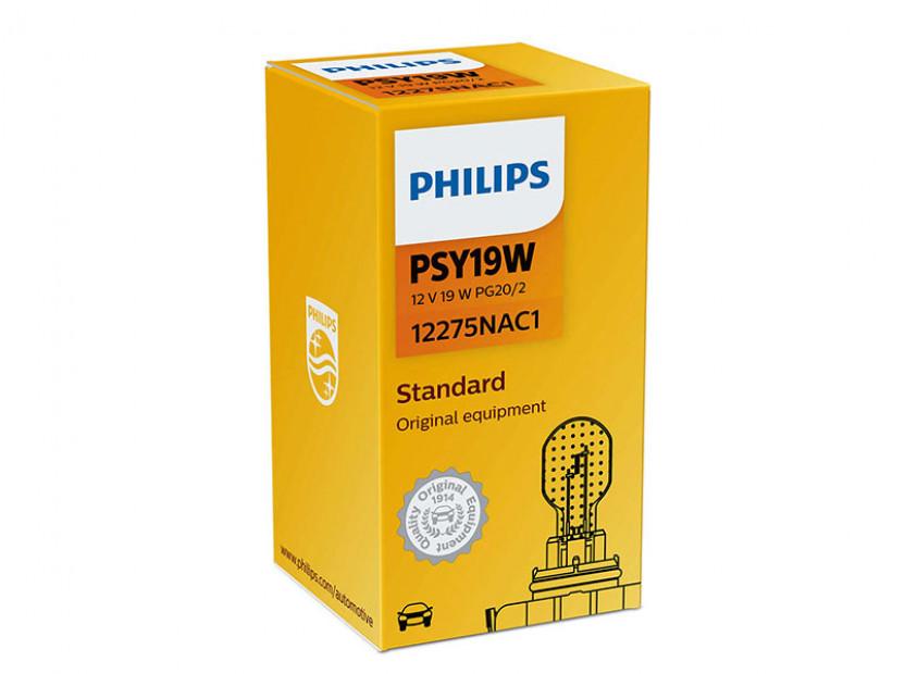 Халогенна крушка Philips PSY19W Standard 12V, 19W, PG20/2, 1 брой