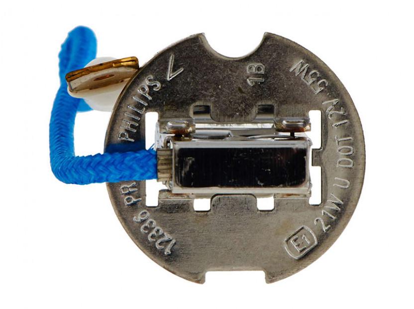 Халогенна крушка Philips H3 Vision 12V, 55W, PK22S, 1 брой 3