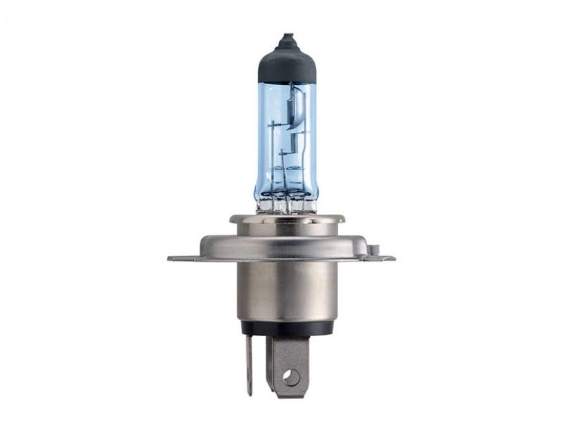 Халогенна крушка Phlips H4 Blue Vision Moto 12V, 60/55W, P43t-3b, 1 брой 3