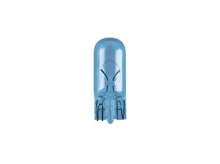 Комплект 2 броя халогенни крушки Philips W5W White Vision 12V, 5W, W2.1x9.5D 3