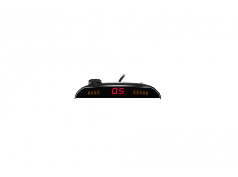 Парктроник система Parkmatic с 4 датчика черни и LED дисплей 3