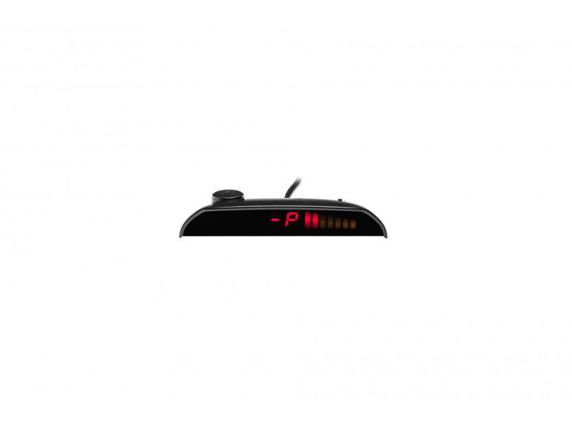 Парктроник система Parkmatic с 4 датчика черни и LED дисплей 4