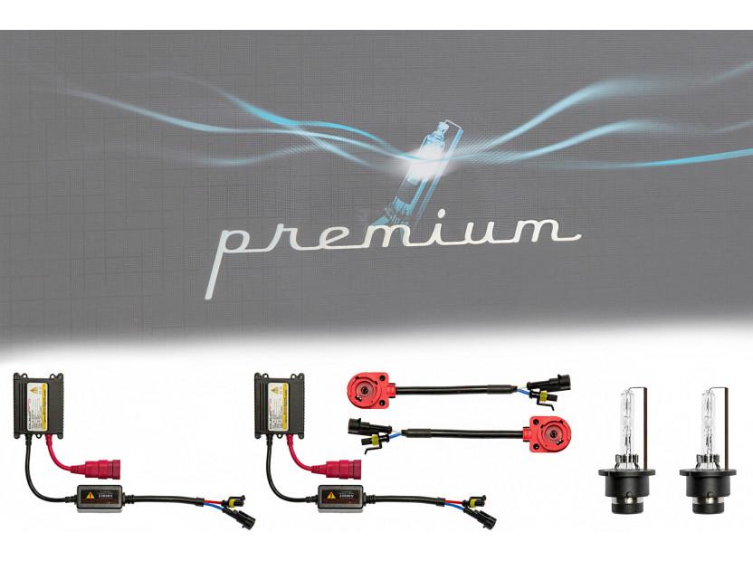 Ксенон система PREMIUM  D2S 10000K 12V/35W 4