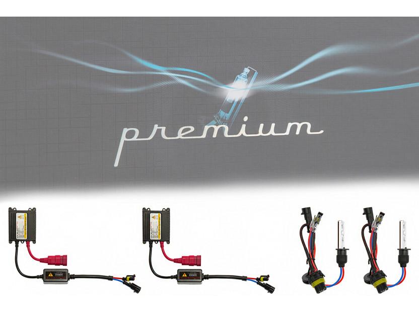 Ксенон система PREMIUM  H1 5000K 12V/35W 4