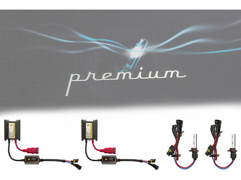 Ксенон система PREMIUM  H10 5000K 12V/35W 4
