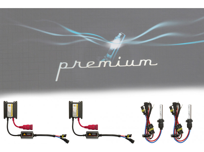 Ксенон система PREMIUM  H27/880/881 12000K 12V/35W 4