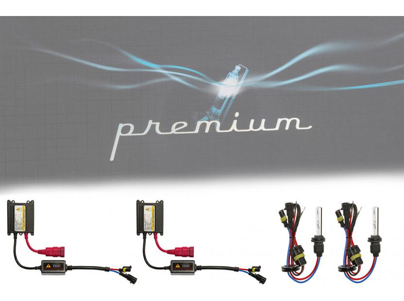 Ксенон система PREMIUM  H27/880/881 8000K 12V/35W 4