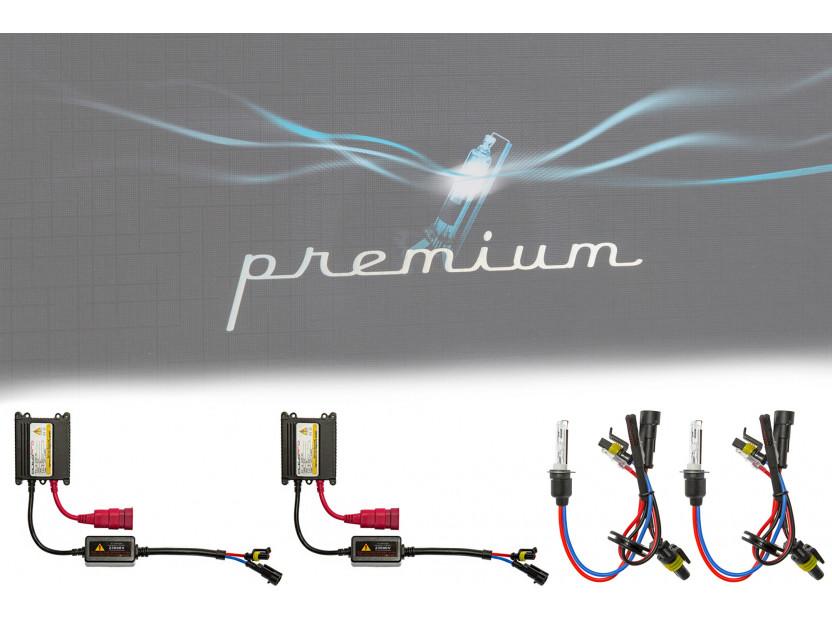 Ксенон система PREMIUM  H3 5000K 12V/35W 4