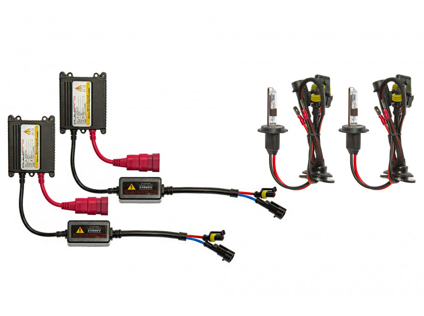 Ксенон система PREMIUM  H7R 4300K 12V/35W 2