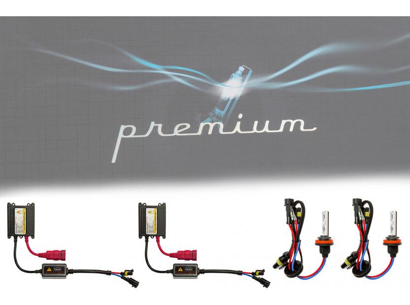 Ксенон система PREMIUM  H9 10000K 12V/35W 4