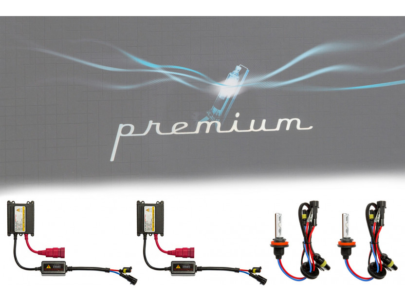 Ксенон система PREMIUM  H8 5000K 12V/35W 4