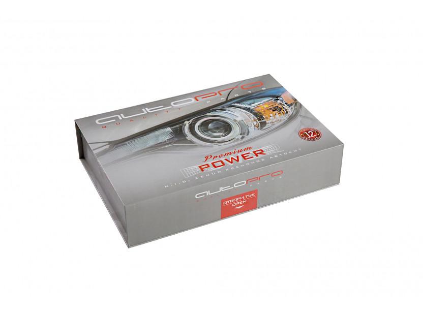 Ксенон система PREMIUM POWER   H3 8000K 12V/24V/55W 3