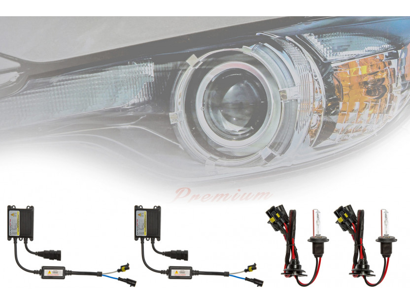 Ксенон система PREMIUM POWER   H7 5000K 12V/55W 4