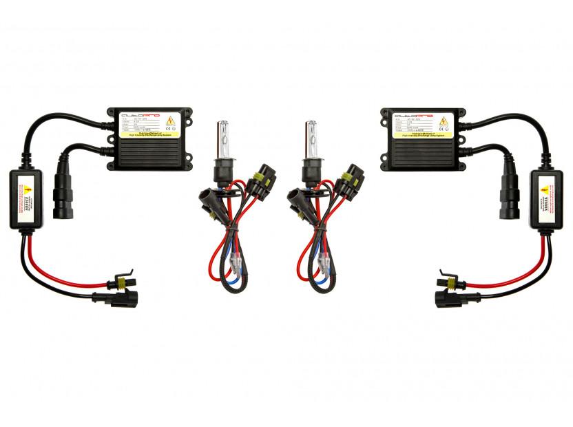 Ксенон система PREMIUM POWER   H3 8000K 12V/24V/55W 2