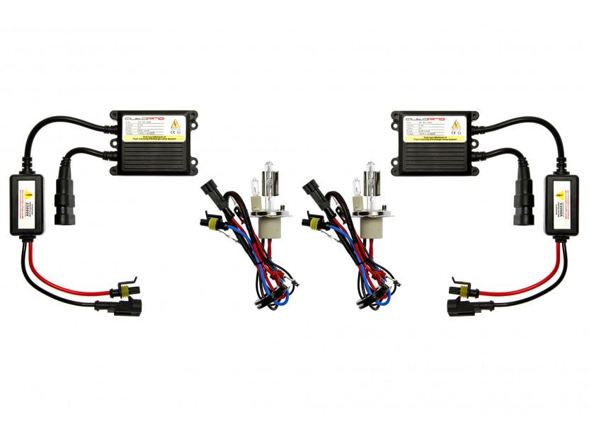 Ксенон система PREMIUM POWER   H4-2 10000K SINGLE 12V/24V/55W 2