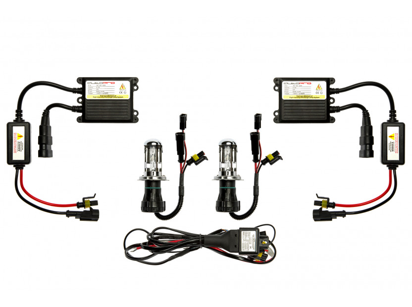 Ксенон система PREMIUM POWER   H4-3 12000K HI-LOW 12V/24V/55W 2