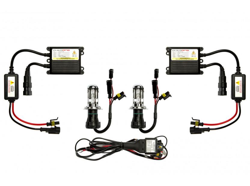 Ксенон система PREMIUM POWER   H4-3 4300K HI-LOW 12V/24V/55W 2