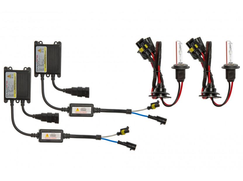Ксенон система PREMIUM POWER   H7 6000K 12V/24V/55W 2