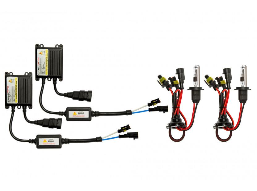 Ксенон система PREMIUM POWER   H7R 4300K 12V/24V/55W 2