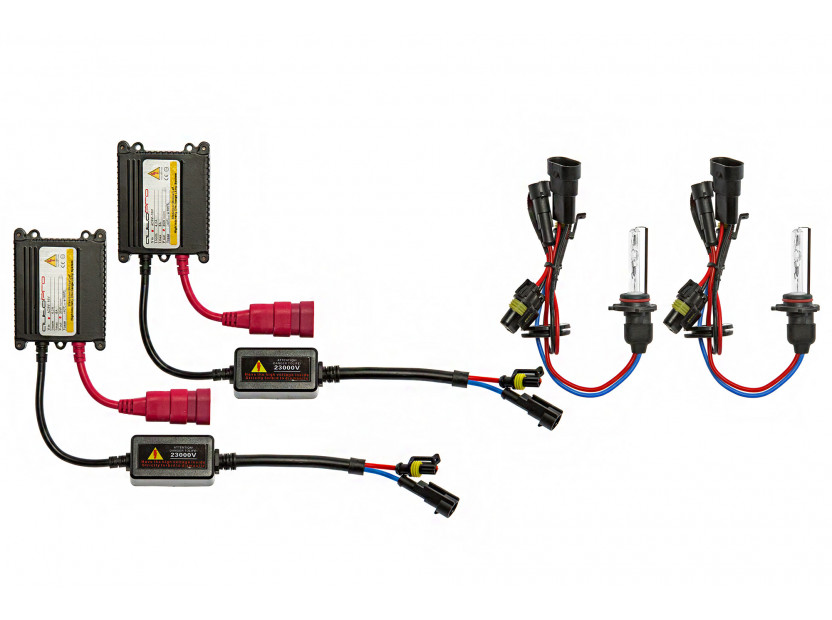 Ксенон система PREMIUM  H10 8000K 12V/35W 2