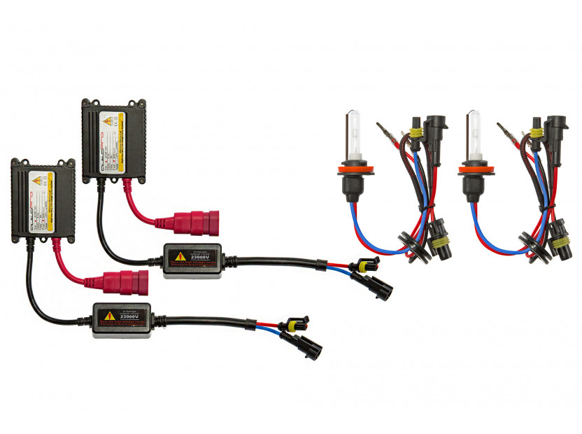 Ксенон система PREMIUM  H11 10000K 12V/35W 2