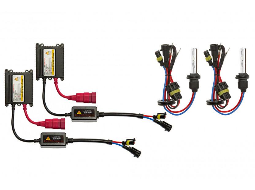 Ксенон система PREMIUM  H27/880/881 8000K 12V/35W 2
