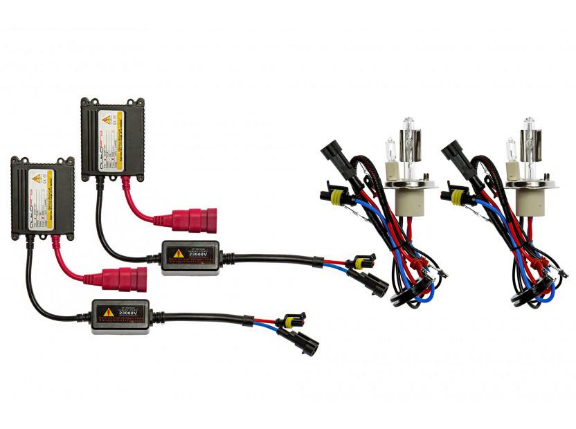 Ксенон система PREMIUM  H4-2 8000K SINGLE 12V/35W 2