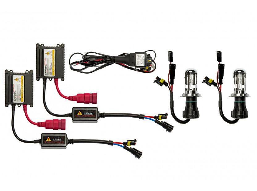 Ксенон система PREMIUM  H4-3 HI-LOW 5000K 12V/35W 2